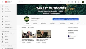 My outdoors channel