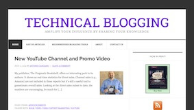 Technical Blogging