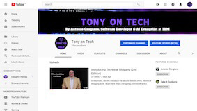 My technical channel